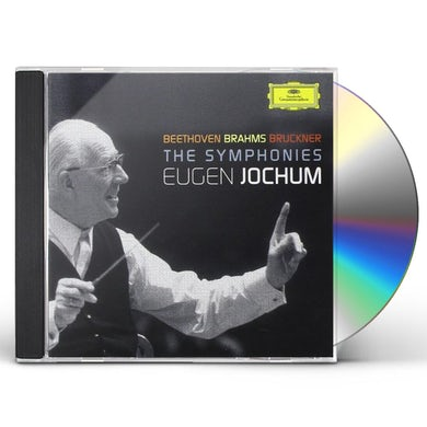 Eugen Jochum SYMPHONIES CD