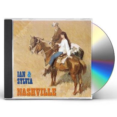 Ian & Sylvia NASHVILLE CD