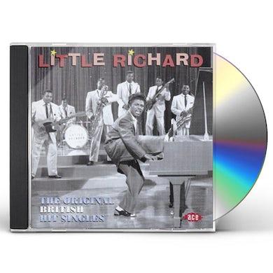 Little Richard  ORIGINAL BRITISH HIT SINGLES CD