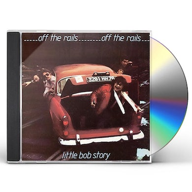 OFF THE RAILS PLUS LIVE IN '78 CD