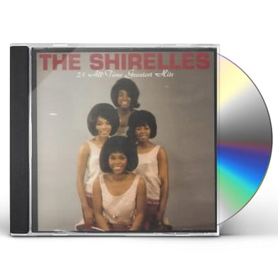 The Shirelles 25 ALL-TIME GREATEST HITS CD