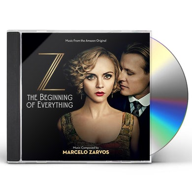 Marcelo Zarvos Z: THE BEGINNING OF EVERYTHING CD