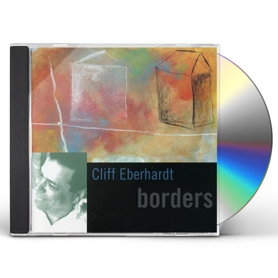 Cliff Eberhardt BORDERS CD