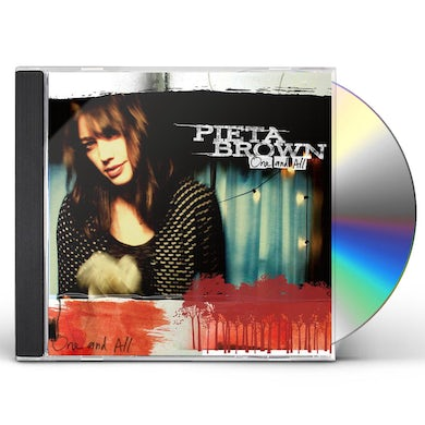 Pieta Brown ONE & ALL CD