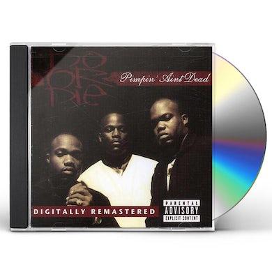 Do Or Die PIMPIN AIN'T DEAD CD