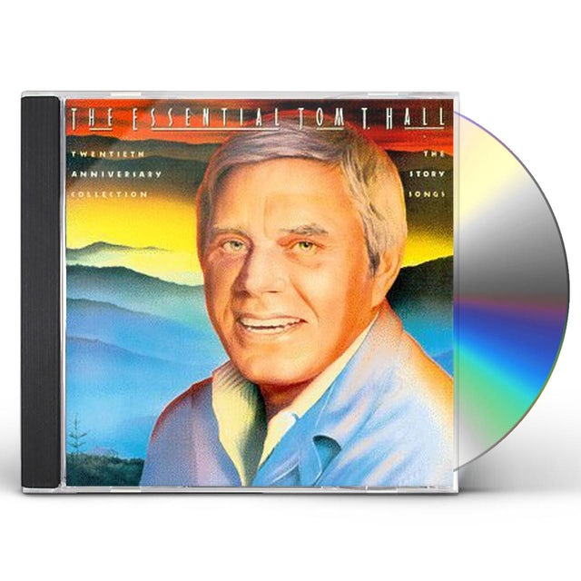 Tom T Hall ESSENTIAL: STORY SONGS CD