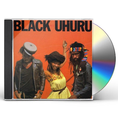 Black Uhuru RED CD