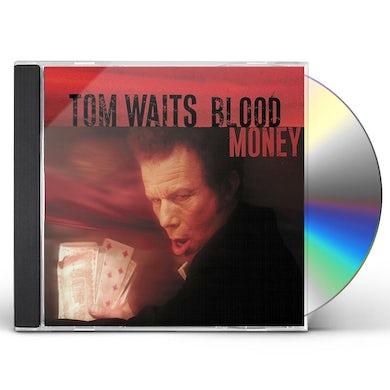 Tom Waits BLOOD MONEY CD