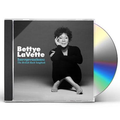 Bettye Lavette  INTERPRETATIONS: THE BRITISH ROCK SONGBOOK CD