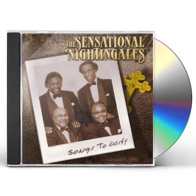 Sensational Nightingales SONGS TO EDIFY CD