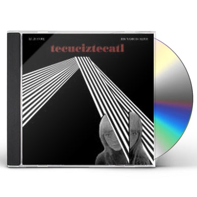 His Name Is Alive TEUCIZTECATL CD