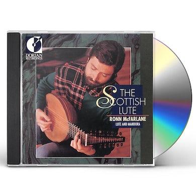 Ronn McFarlane SCOTTISH LUTE CD