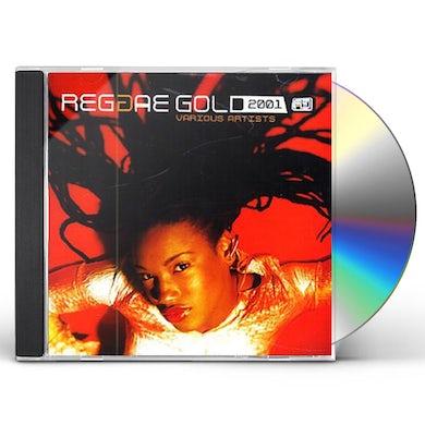 Reggae Gold 2001 / Various CD