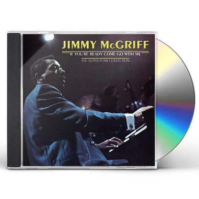 Jimmy Mcgriff IF YOU'RE READY COME GO WITH ME CD