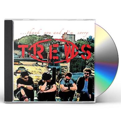 Trews THANK YOU & I'M SORRY CD