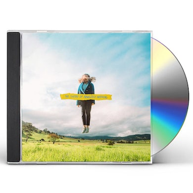 Alex the Astronaut The Theory Of Absolutely Nothi CD