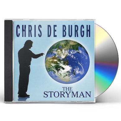 Chris De Burgh STORYMAN CD