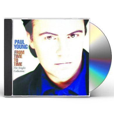 Paul Young FROM TIME TO TIME CD