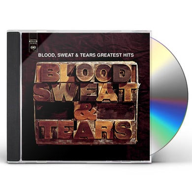 Blood Sweat & Tears GREATEST HITS CD