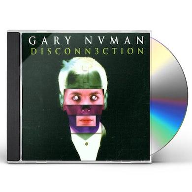 Gary Numan DISCONNECTION CD