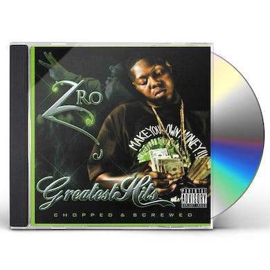 Z-Ro GREATEST HITS CD