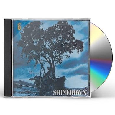 Shinedown LEAVE A WHISPER CD