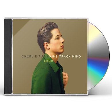 Charlie Puth NINE TRACK MIND DELUXE CD