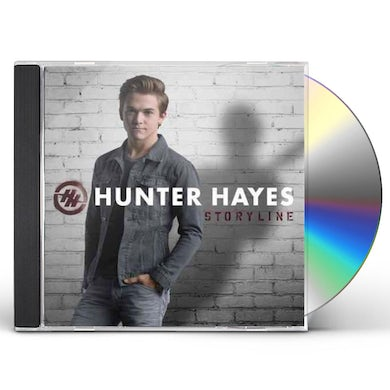 Hunter Hayes STORYLINE CD