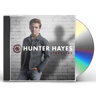 Hunter Hayes STORYLINE CD