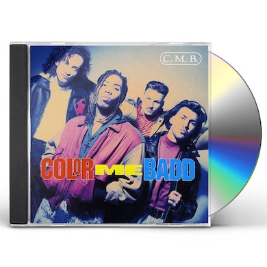 Color Me Badd I WANNA SEX YOU UP CD
