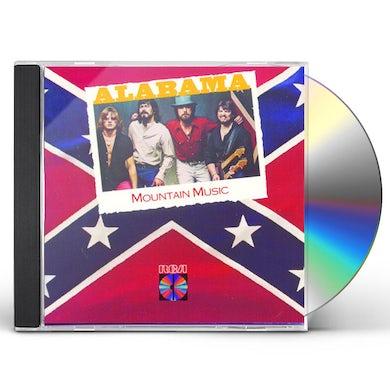 Alabama MOUNTAIN MUSIC CD