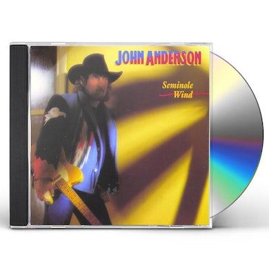 John Anderson SEMINOLE WIND CD