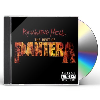 REINVENTING HELL - BEST OF PANTERA CD