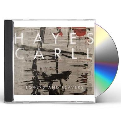 Hayes Carll LOVERS & LEAVERS CD
