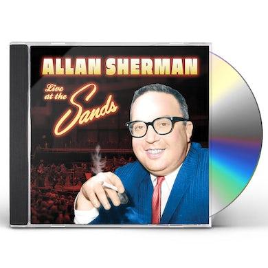 Allan Sherman LIVE AT THE SANDS CD