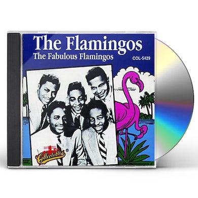 FABULOUS FLAMINGOS CD