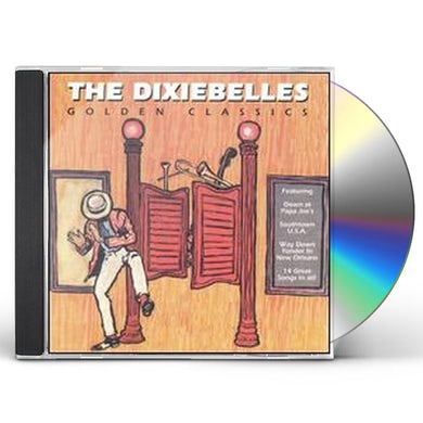 Dixiebelles GOLDEN CLASSICS EDITION CD