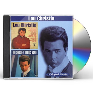 LOU CHRISTIE / STRIKES AGAIN CD