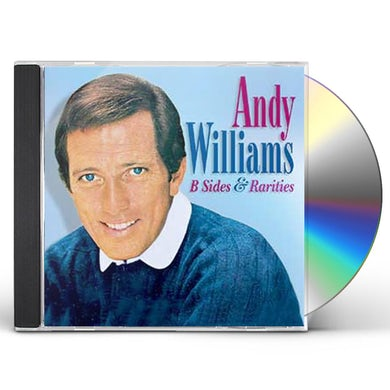 Andy Williams B SIDES & RARITIES CD