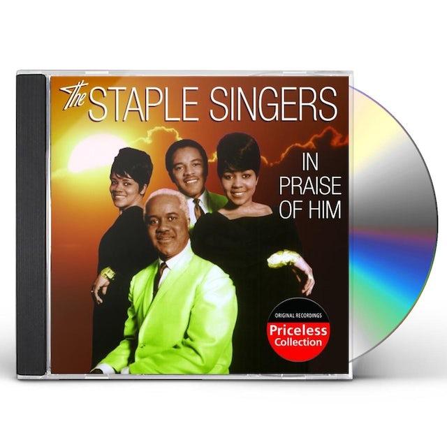 The Staple Singers IN PRAISE OF HIM CD