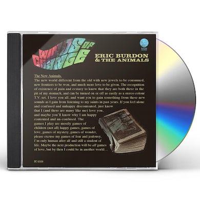 Eric Burdon / The Animals WINDS OF CHANGE CD