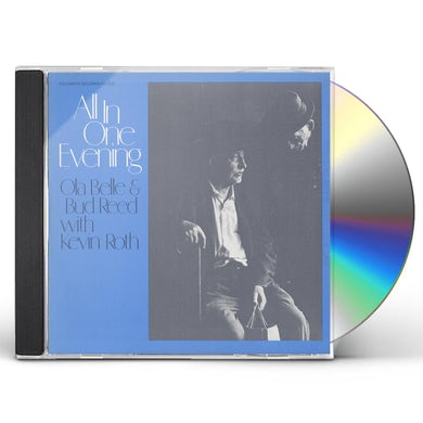 Ola Belle Reed ALL IN ONE EVENING CD