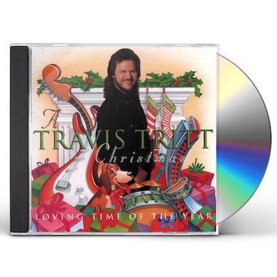 Travis Tritt TRITT CHRISTMAS CD