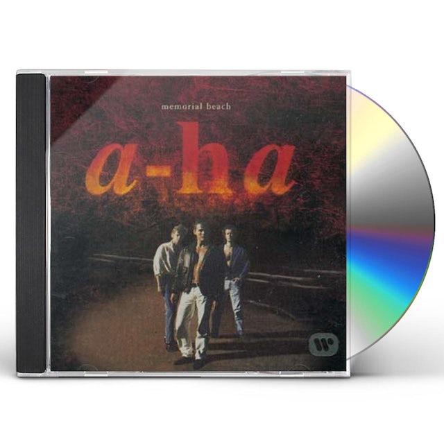 a-Ha MEMORIAL BEACH CD
