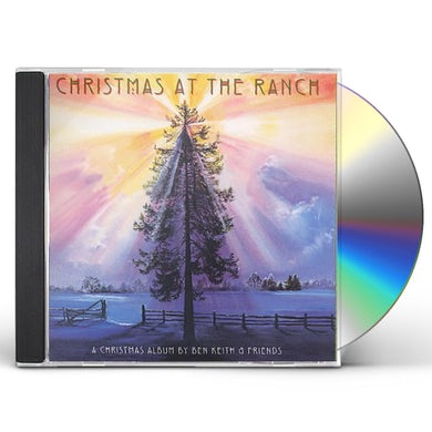 Ben Keith & Friends CHRISTMAS AT THE RANCH CD
