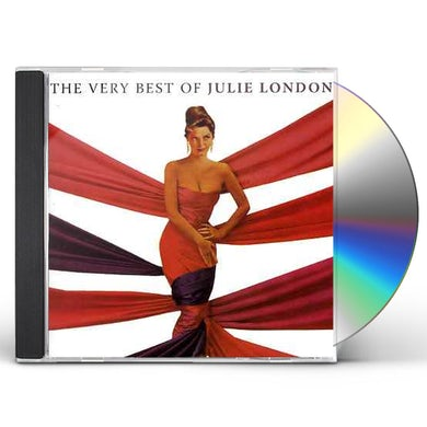 VERY BEST OF JULIE LONDON CD