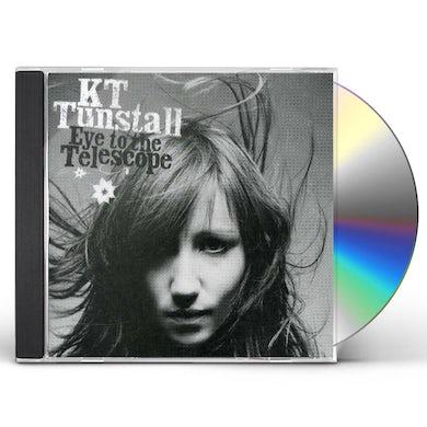 Kt Tunstall EYE TO THE TELESCOPE CD