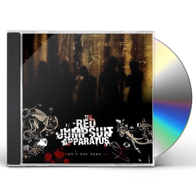 Red Jumpsuit Apparatus DON'T YOU FAKE IT CD