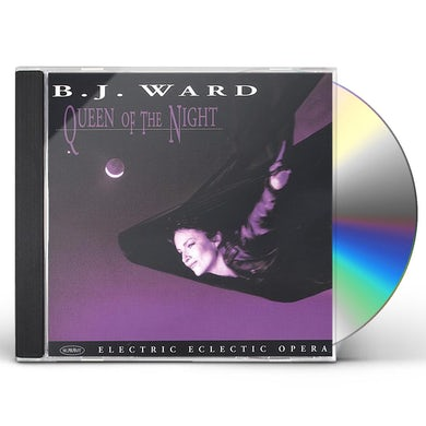 B.J. Ward QUEEN OF THE NIGHT CD