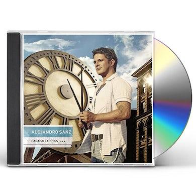 Alejandro Sanz NO ES LO MISMO / PARAISO EXPRESS CD
